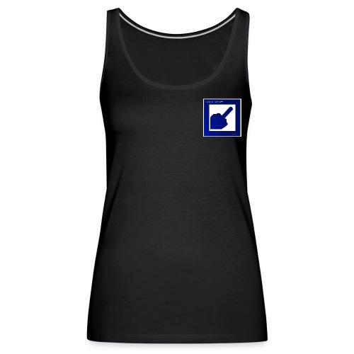 narrlogoleistung - Frauen Premium Tank Top