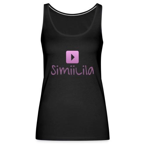 SimiiLila Logo - Frauen Premium Tank Top