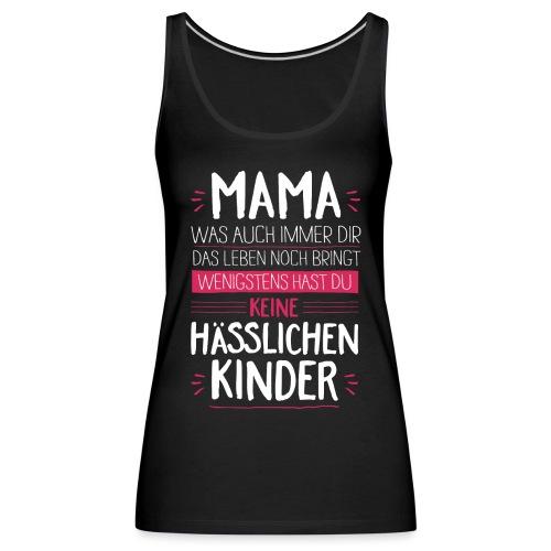 Mama - Kinder <3 - Frauen Premium Tank Top