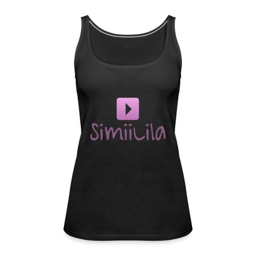SimiiLila Logo - Frauen Premium Tank Top