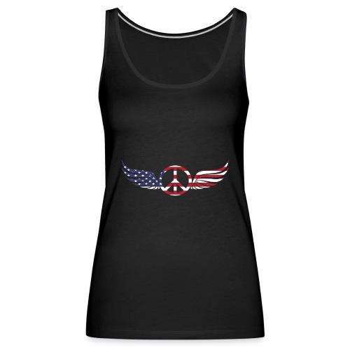 aigle américain - Débardeur Premium Femme
