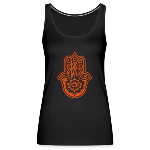 mano - Camiseta de tirantes premium mujer