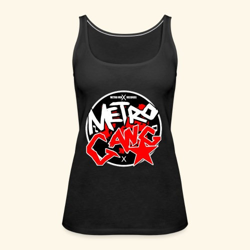 METRO GANG LIFESTYLE - Women's Premium Tank Top