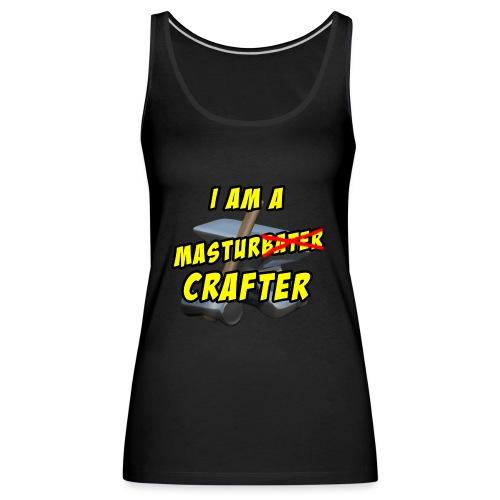 Master Crafter - Women's Premium Tank Top