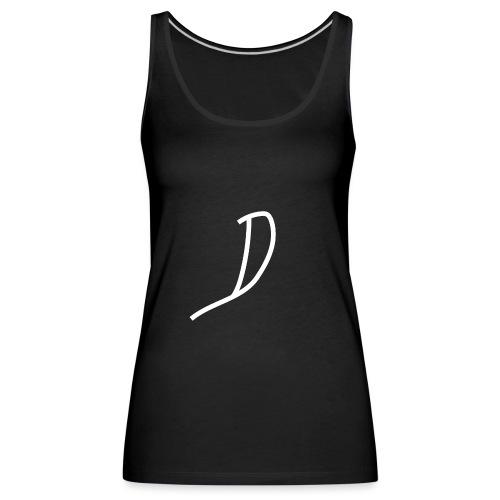 Diznye official - Débardeur Premium Femme