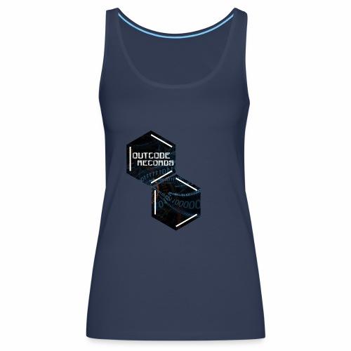 Outcode 0 - Camiseta de tirantes premium mujer
