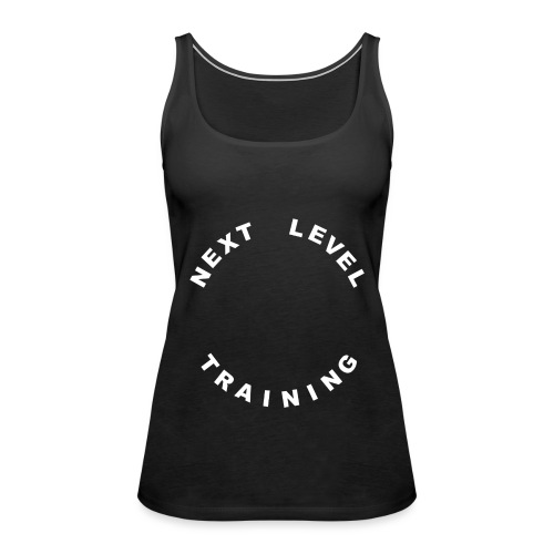 NLTcircleW300% - Women's Premium Tank Top