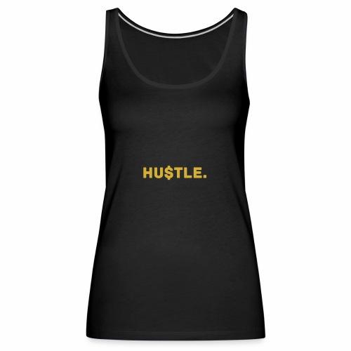 Millionaire. X HU $ TLE - Women's Premium Tank Top