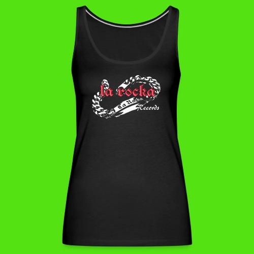 La Rocka black'n'pink tsp - Women's Premium Tank Top
