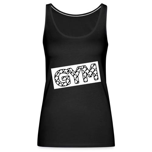 gym - Frauen Premium Tank Top