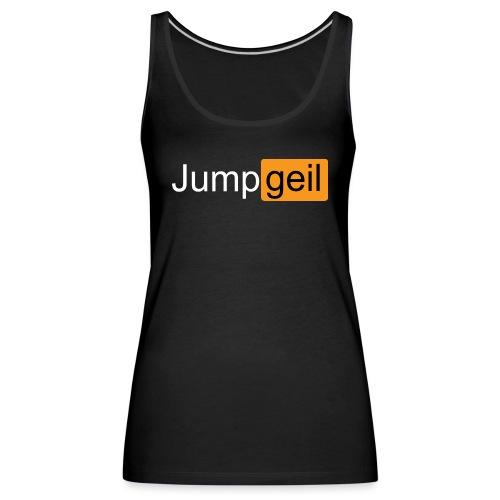 Jumpgeil Hub - Frauen Premium Tank Top
