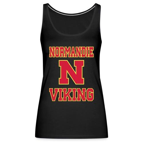 Normandie Viking - Débardeur Premium Femme