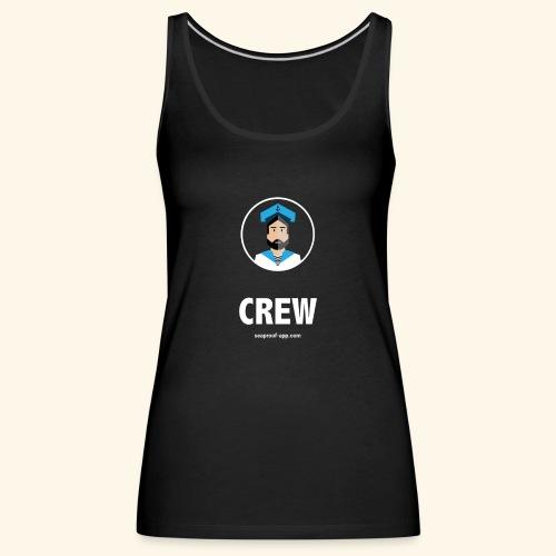 SeaProof Crew - Frauen Premium Tank Top