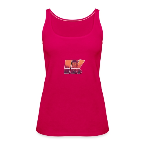 Ishaan Kulkarni Logo (1) - Women's Premium Tank Top
