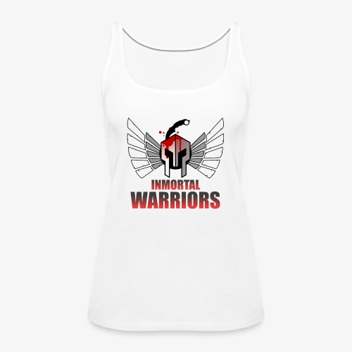 The Inmortal Warriors Team - Women's Premium Tank Top