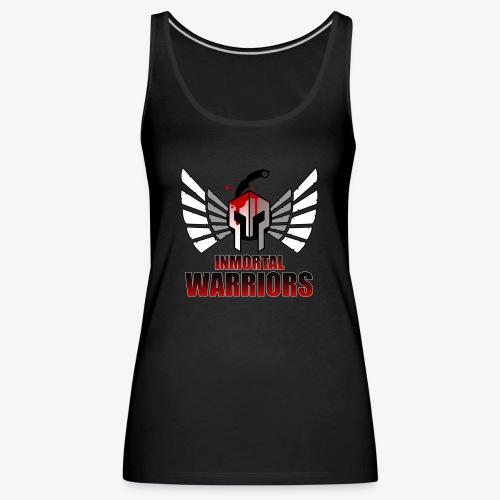 The Inmortal Warriors Team - Women's Premium Tank Top