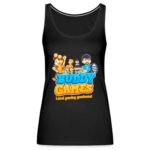 BuddyGames - Women's Premium Tank Top