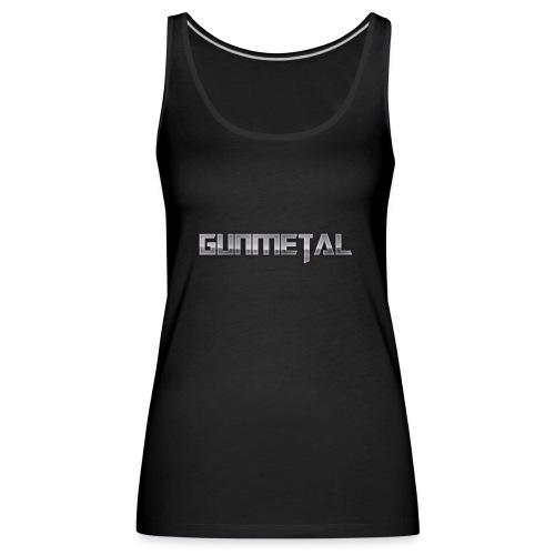 Gunmetal - Women's Premium Tank Top