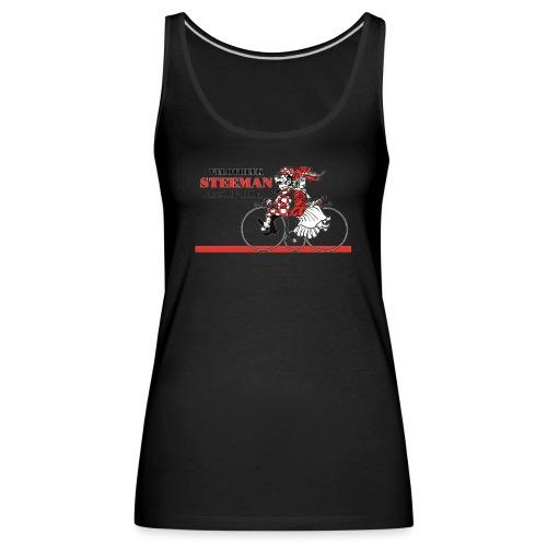 Velotheek Tshirts - Vrouwen Premium tank top