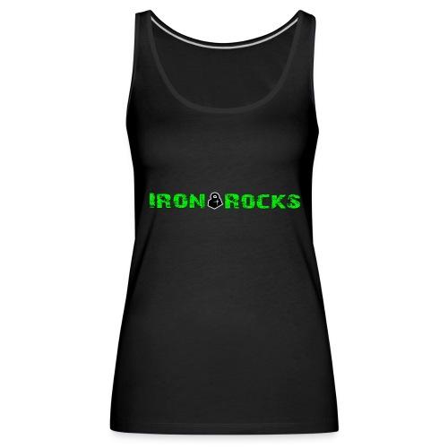 JustRocks - Frauen Premium Tank Top