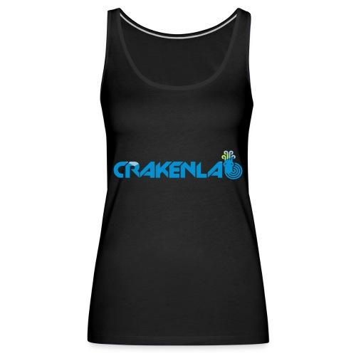 Crakenlab - Camiseta de tirantes premium mujer
