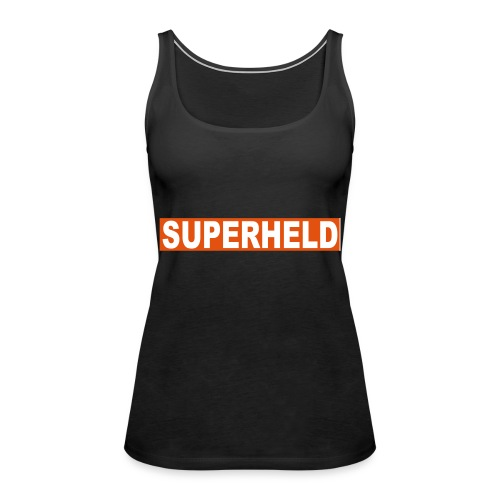 superheldin - Frauen Premium Tank Top