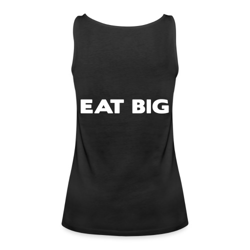 eatbig - Women's Premium Tank Top