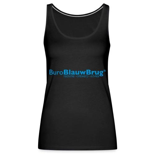 bbb_logo2015 - Women's Premium Tank Top