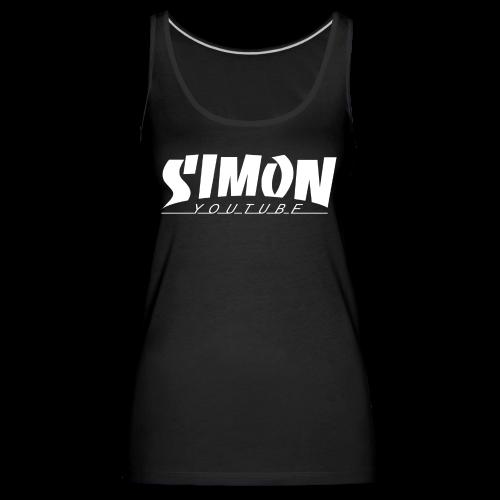 Thrasher Simon - Canotta premium da donna