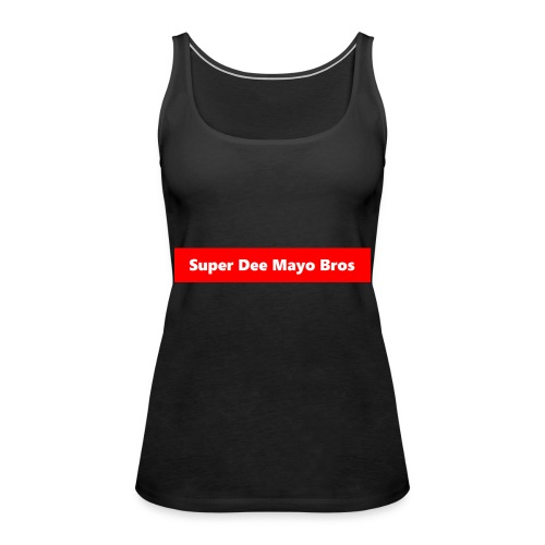 Stile 3 Super Dee Mayo Bros - Canotta premium da donna