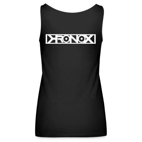 HARD UNITED KRONOX - Camiseta de tirantes premium mujer