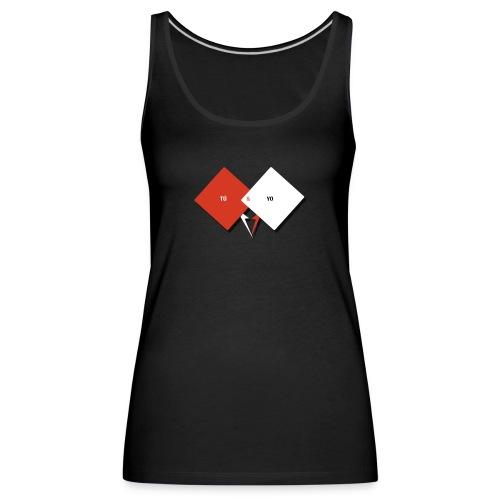 Amores - Camiseta de tirantes premium mujer