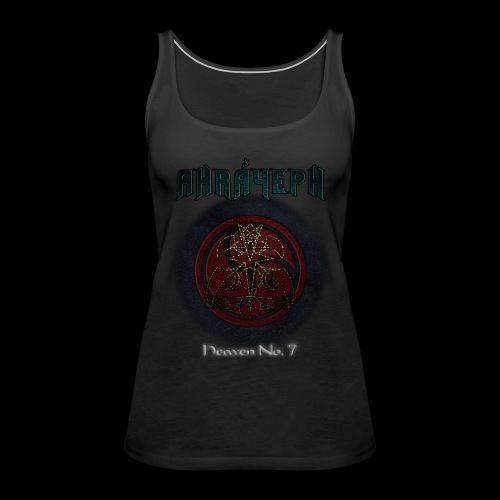 Heaven No.7 official shirt - Women's Premium Tank Top