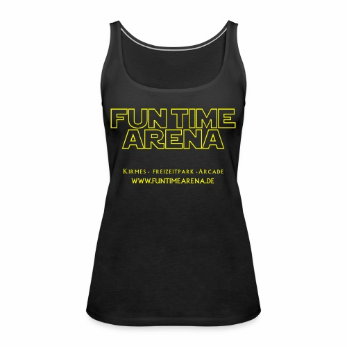 Star_Wars_Arena - Frauen Premium Tank Top