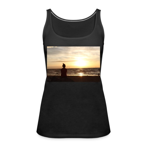 sun set - Women's Premium Tank Top