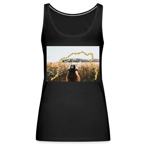 T.F.A - Women's Premium Tank Top