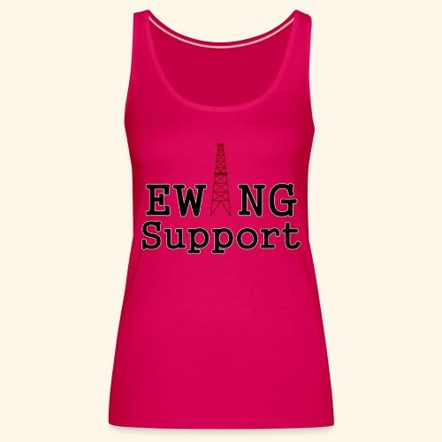 Ewing Support - Women's Premium Tank Top