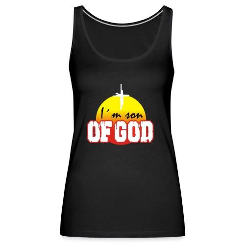 OF GOD - Camiseta de tirantes premium mujer