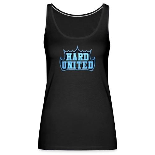 HARD UNITED - Camiseta de tirantes premium mujer