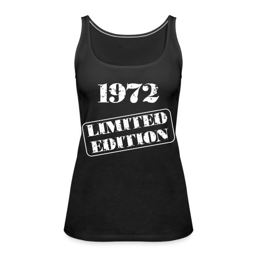 Limited Edition 1972 - Frauen Premium Tank Top