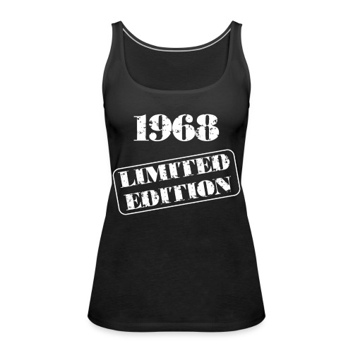 Limited Edition 1968 - Frauen Premium Tank Top