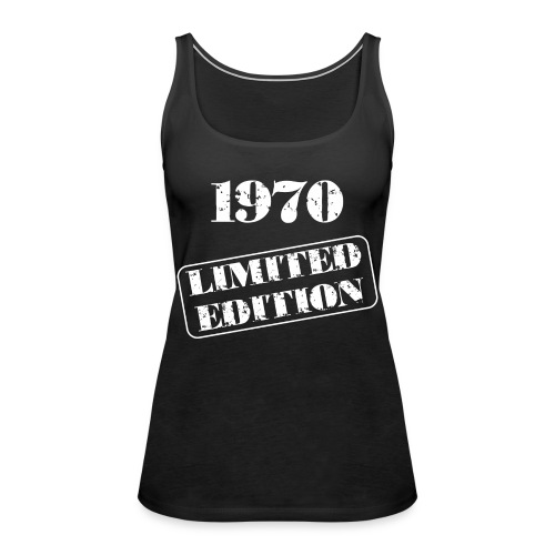 Limited Edition 1970 - Frauen Premium Tank Top