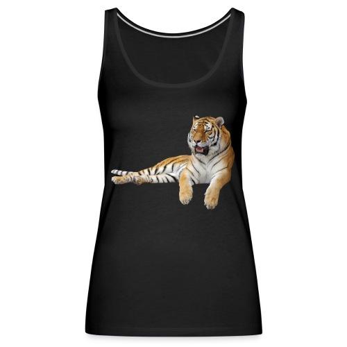 078 - Camiseta de tirantes premium mujer