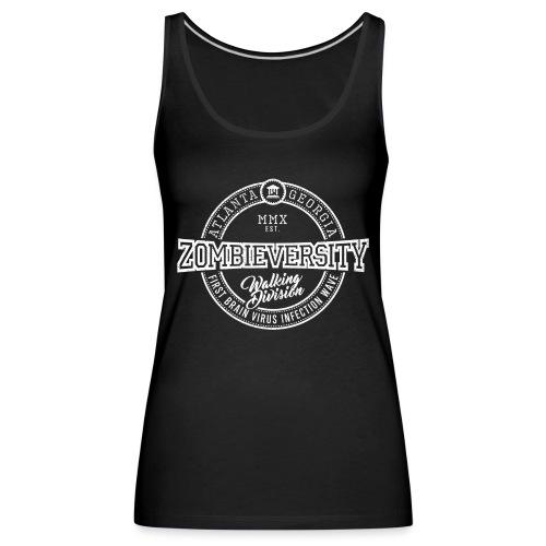 Zombieversity - Frauen Premium Tank Top
