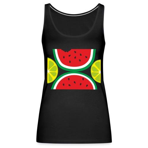 verano - Camiseta de tirantes premium mujer