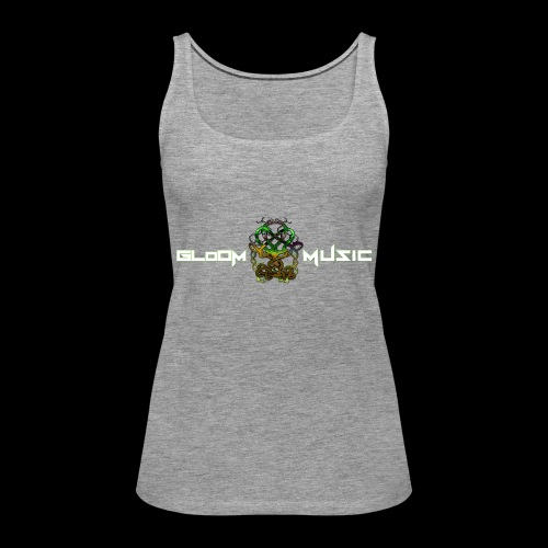 Totemic Unit design Front and Back - Women's Premium Tank Top
