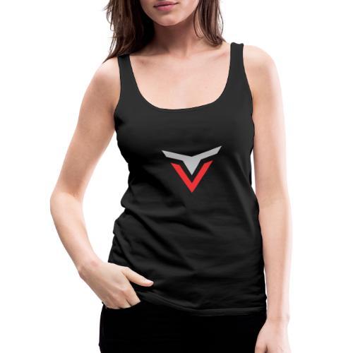Voni logo - Premium singlet for kvinner