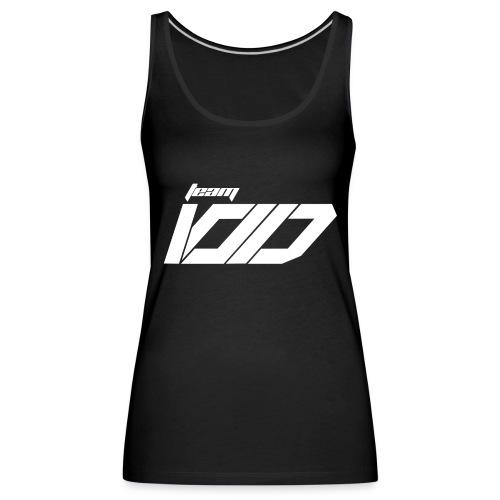 Pullover | Team Void mit eig. Namen (bitte ändern - Frauen Premium Tank Top