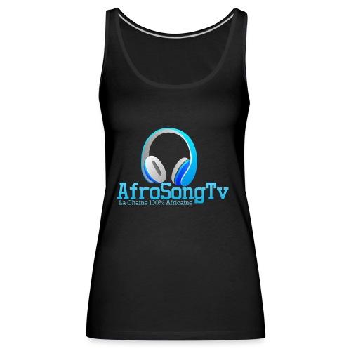 logo - Camiseta de tirantes premium mujer