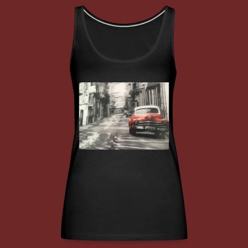 Old City - Frauen Premium Tank Top